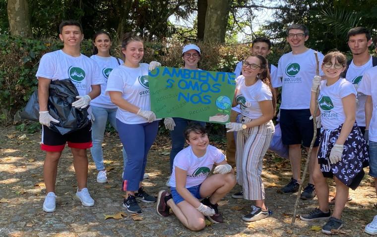 11 de julho 2020 - Voluntariado Jovem para a Natureza e Florestas
