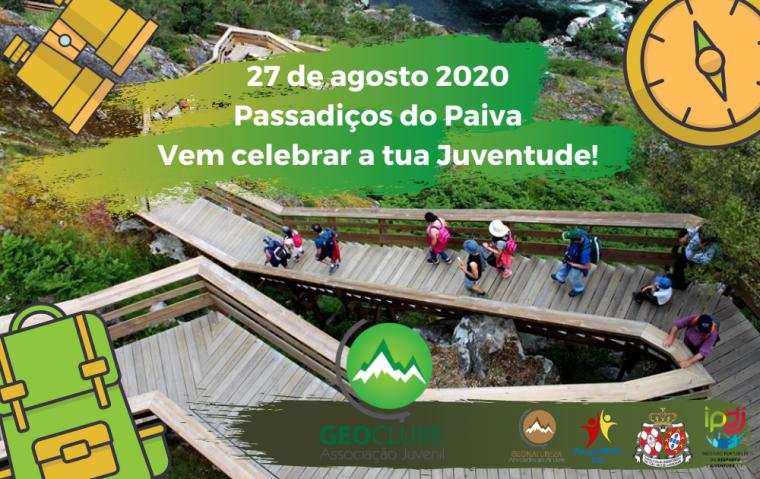 27 de agosto 2020 - Caminhada Passadiços do Paiva